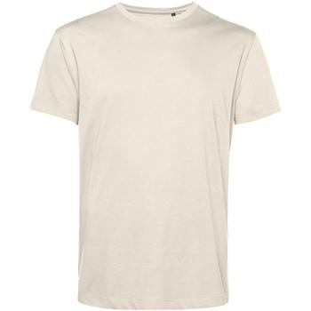 vaatteet Miehet Lyhythihainen t-paita B&c TU01B Off White