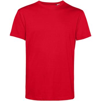 vaatteet Miehet Lyhythihainen t-paita B&c TU01B Red