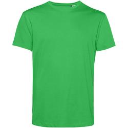 vaatteet Miehet Lyhythihainen t-paita B&c TU01B Apple Green