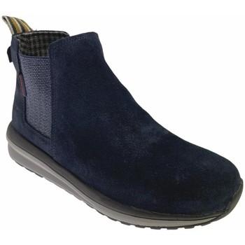 kengät Naiset Nilkkurit Mephisto MEPHKALOTTAblu blu