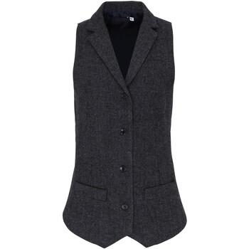 vaatteet Naiset Liivit Premier PR626 Dark Grey