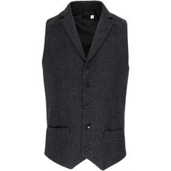 vaatteet Miehet Liivit Premier PR625 Dark Grey