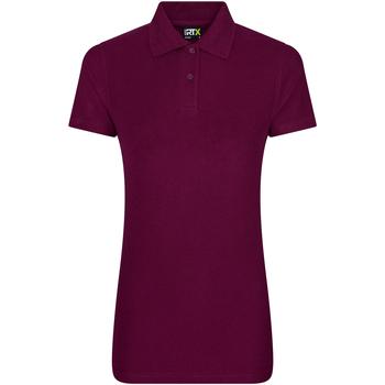 vaatteet Naiset T-paidat & Poolot Prortx RX01F Burgundy