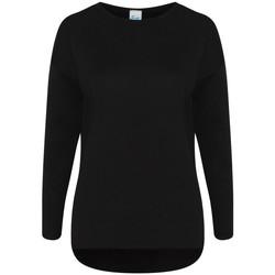 vaatteet Naiset Svetari Comfy Co CC065 Black