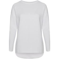 vaatteet Naiset Svetari Comfy Co CC065 White
