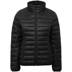 vaatteet Naiset Takit 2786 TS30F Black