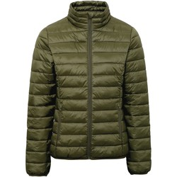 vaatteet Naiset Takit 2786 TS30F Olive