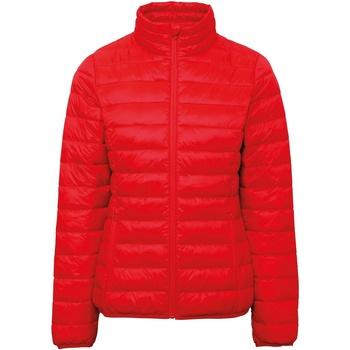vaatteet Naiset Takit 2786 TS30F Red