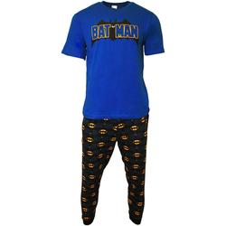 vaatteet Miehet pyjamat / yöpaidat Dessins Animés  Blue/Black