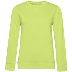vaatteet Naiset Svetari B&c WW32B Lime Green