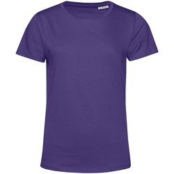 vaatteet Naiset Lyhythihainen t-paita B&c TW02B Radiant Purple