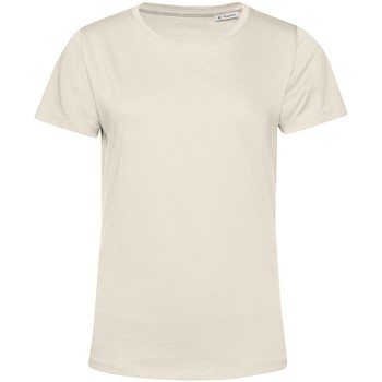 vaatteet Naiset Lyhythihainen t-paita B&c TW02B Off White