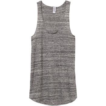 vaatteet Naiset Hihattomat paidat / Hihattomat t-paidat Alternative Apparel AT003 Urban Grey