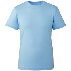 vaatteet Lyhythihainen t-paita Anthem AM10 Light Blue