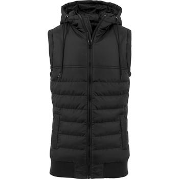 vaatteet Miehet Takit Build Your Brand BY046 Black/Black