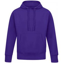 vaatteet Miehet Svetari Casual Classics  Purple