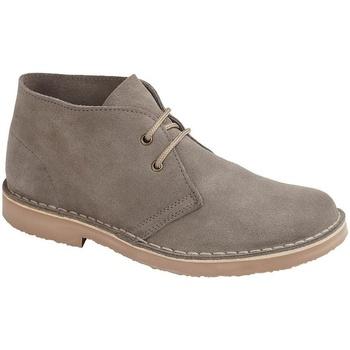 kengät Miehet Bootsit Roamers  Grey