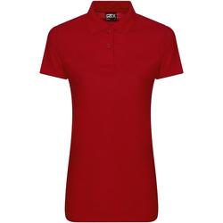 vaatteet Naiset Lyhythihainen poolopaita Pro Rtx RX105F Red