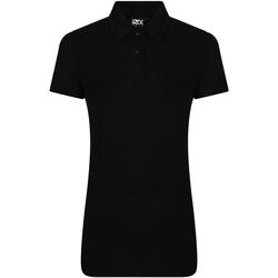 vaatteet Naiset Lyhythihainen poolopaita Pro Rtx RX105F Black