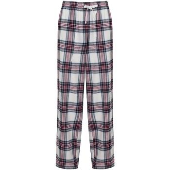 vaatteet Naiset pyjamat / yöpaidat Sf SK83 White/Pink
