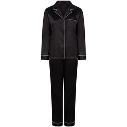 vaatteet Naiset pyjamat / yöpaidat Towel City TC55 Black