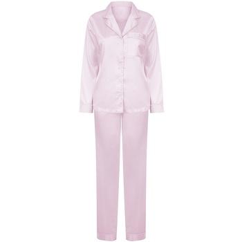 vaatteet Naiset pyjamat / yöpaidat Towel City TC55 Light Pink