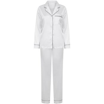 vaatteet Naiset pyjamat / yöpaidat Towel City TC55 White