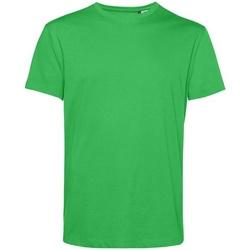 vaatteet Miehet Lyhythihainen t-paita B&c BA212 Apple Green