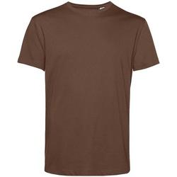 vaatteet Miehet Lyhythihainen t-paita B&c BA212 Coffee