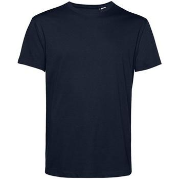 vaatteet Miehet Lyhythihainen t-paita B&c BA212 Dark Navy