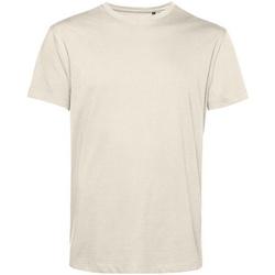 vaatteet Miehet Lyhythihainen t-paita B&c BA212 Off White