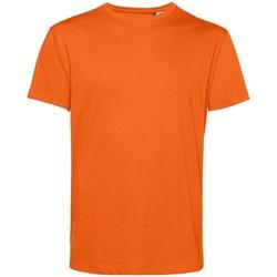 vaatteet Miehet Lyhythihainen t-paita B&c BA212 Orange