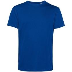 vaatteet Miehet Lyhythihainen t-paita B&c BA212 Royal Blue