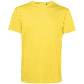 vaatteet Miehet Lyhythihainen t-paita B&c BA212 Yellow