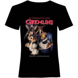 vaatteet Lyhythihainen t-paita Gremlins  Black