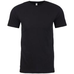 vaatteet Lyhythihainen t-paita Next Level NX6410 Black