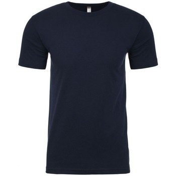 vaatteet Lyhythihainen t-paita Next Level NX6410 Midnight Navy
