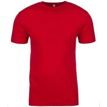vaatteet Lyhythihainen t-paita Next Level NX6410 Red