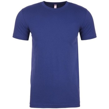 vaatteet Lyhythihainen t-paita Next Level NX6410 Royal Blue