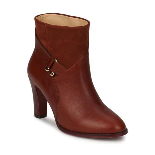 kengät Naiset Nilkkurit MySuelly CLAUDE Havane