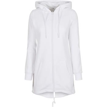 vaatteet Naiset Svetari Build Your Brand BY148 White