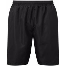 vaatteet Miehet Shortsit / Bermuda-shortsit Tridri TR056 Black