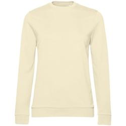 vaatteet Naiset Svetari B&c WW02W Pale Yellow