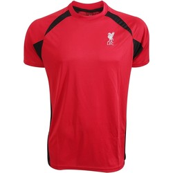 vaatteet Lyhythihainen t-paita Liverpool Fc  Red/Black