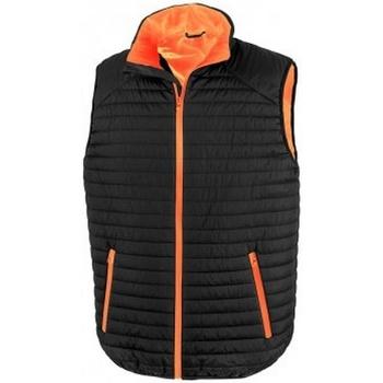 vaatteet Takit Result R239X Black/Orange