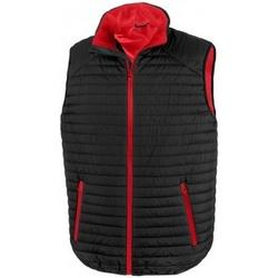 vaatteet Takit Result R239X Black/Red