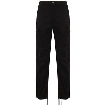 vaatteet Reisitaskuhousut Front Row FR625 Black