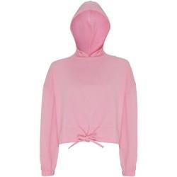 vaatteet Naiset Svetari Tridri TR085 Light Pink