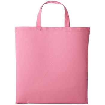 laukut Ostoslaukut Nutshell RL110 Pastel Pink