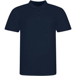 vaatteet Lyhythihainen poolopaita Awdis JP100 Oxford Navy